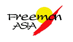 logo for Freeman Asia