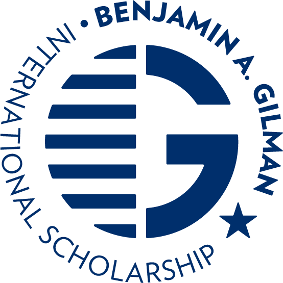Benjamin A. Gilman International Scholarship logo